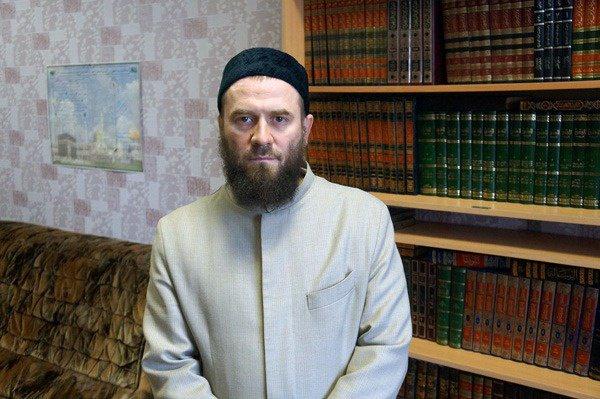 Амир Музафаров.