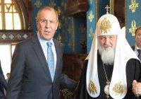 Глава МИД РФ Сергей Лавров пригласил Президента АПМ РФ Айдара Шагимарданова на торжественный прием