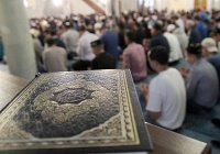 """""""Тот кто без уважительной причины пропустит 1 день поста в Рамадан, не возместит его, даже держа пост всю жизнь"""""""