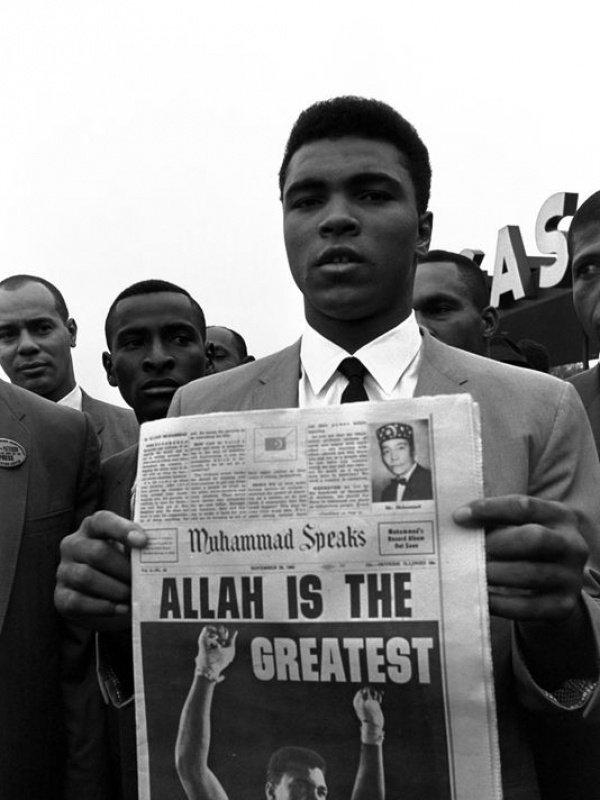 5 сильных высказываний Мухаммеда Али о Боге и об исламе