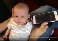 Коран мгновенно успокоил плачущего ребенка