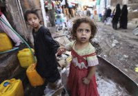ООН: в 2015 году в Йемене погибли 10 тысяч детей