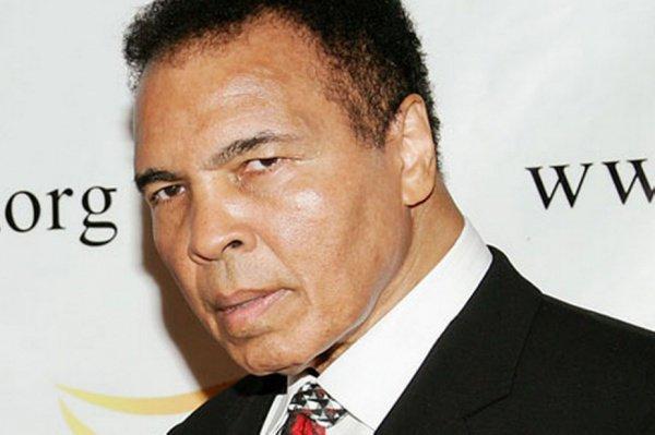 Мохаммед Али скончался 3 июня.