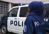 Полицейские Шотландии наденут хиджаб