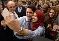 Премьер-министр Канады поздравил мусульман с Рамаданом