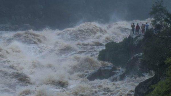 Наводнение в Тасмании
