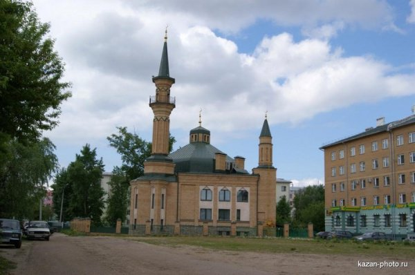 """Мечеть """"Энилэр""""."""