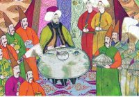 Чем разговлялись турецкие султаны в месяц рамадан?