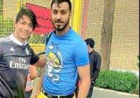 Модные штаны обернулись для иранского футболиста дисквалификацией