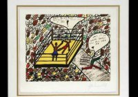 Рисунки Мохаммеда Али уйдут с молотка