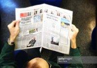 В Марокко запретили чтение газет в публичных местах