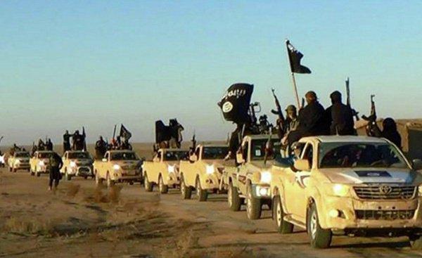 Доходы террористов ИГИЛ