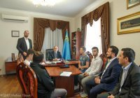 Студенты РИИ пройдут практику в крымских мечетях
