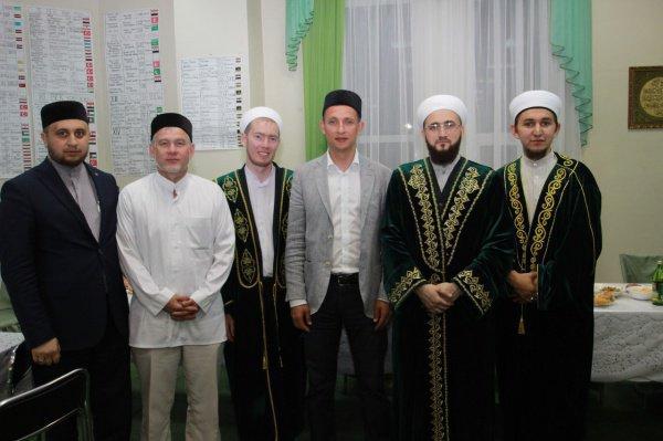 Казанские гости в Альметьевске.