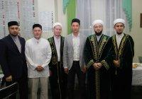 Муфтий РТ принял участие в коллективном ифтаре в Альметьевске (Фото)