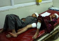 Взрыв в мечети в Афганистане. Есть жертвы.