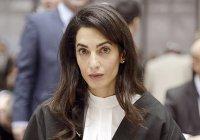 Амаль Клуни будет защищать езидов, пострадавших от ИГИЛ