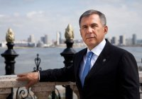 Рустам Минниханов поздравил татарстанцев с Днем России
