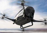 Первый в мире пассажирский беспилотник взлетит в США