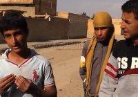 ИГИЛ делает детей в Эль-Фаллудже смертниками