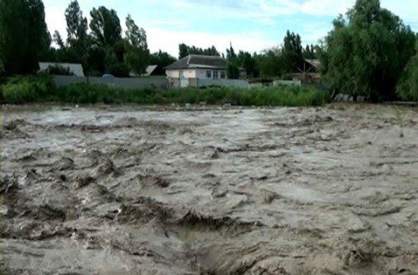 Сели и наводнения в Азербайджане