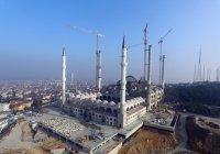 Мечеть Чамлыджа в Стамбуле откроется масштабным ифтаром