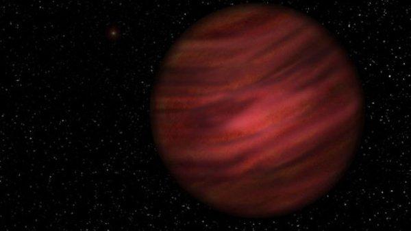 Обнаружена крупнейшая экзопланета
