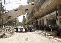 Турция восстановит разрушенные палестинские мечети