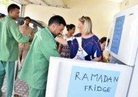 В Дубае появились «холодильники Рамадана» (Фото)