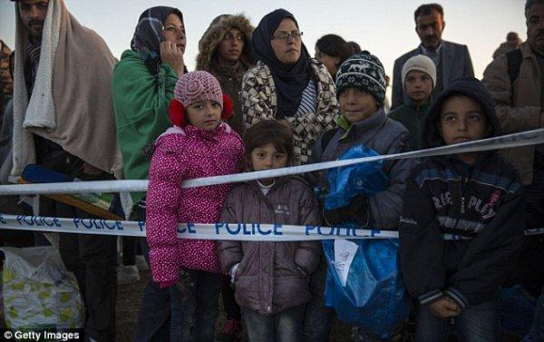 в ЕС - крупнейший со времен Второй мировой войны миграционный кризис.