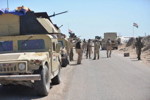 Премьер Ирака объявил обосвобождении Эль-Фаллуджи оттеррористов