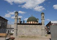 В исправительной колонии завершается строительство мечети и церкви