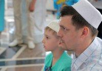 День пап отметили в музее исламской культуры