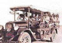 Фото первого автобуса для хаджиев появилось в сети
