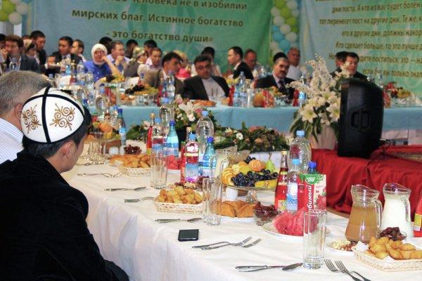 """""""Шатер Рамадана"""" в Бишкеке."""