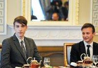 Золото российских студентов
