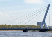Возле «Моста Кадырова» может появиться копия мечети «Сердце Чечни»
