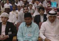 Казанец борется за звание лучшего чтеца Корана (Видео)