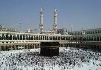 В Запретной мечети паломники стали свидетелями чуда (Видео)