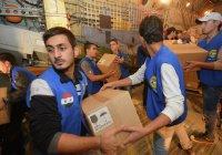 Сирийцы получат от фонда им. Кадырова 120 тонн еды