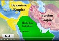 1300 лет истории Ислама за 3 минуты