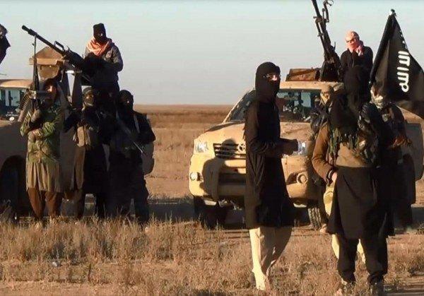 Борьба с ИГИЛ в Сирии.