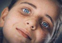 """""""Я  не ожидал увидеть столько красивых глаз в Палестине"""""""