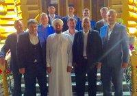 Предприниматели-мусульмане РФ встретились с послом Бахрейна