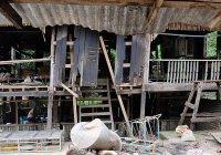 В Мьянме разрушили мечеть (Фото)