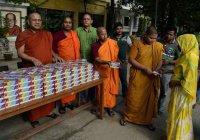 Буддисты организовали для мусульман ифтар (Фото)