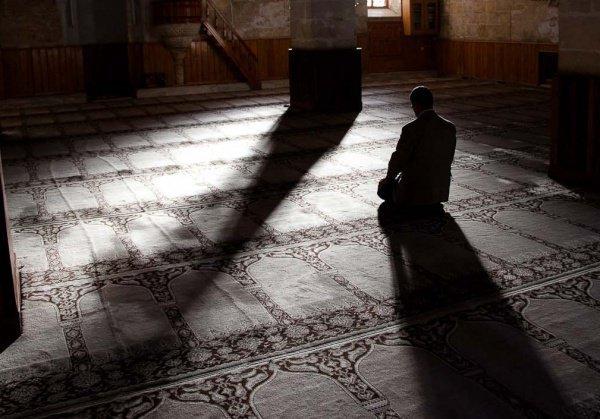 Итикаф – это Сунна Пророка Мухаммада (с.а.в.).