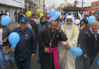 Мусульмане и христиане объединились, чтобы сказать «Нет абортам!» (Фото)