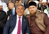 Минниханова и Кадырова выдвинут в депутаты Госдумы РФ