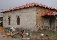 В Крыму восстанавливают старинную мечеть (Фото)